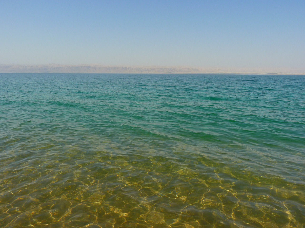 How the Red-Dead Sea Plan Could Alleviate the Water Crisis