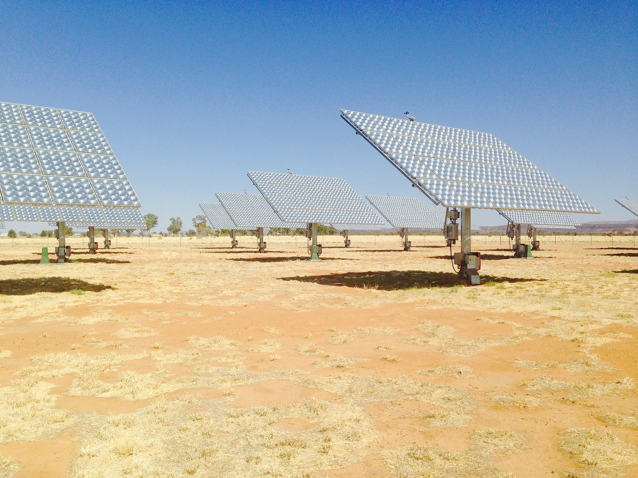 Middle East Nations Turn To Renewable Energy to Meet Growing Demand