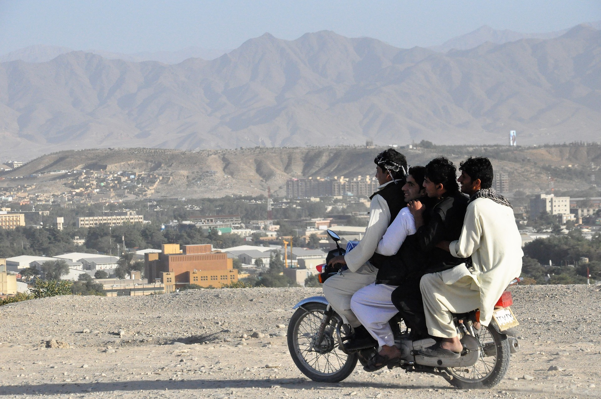 What You Need to Know about Afghanistan's Decade-Old Infrastructure Program