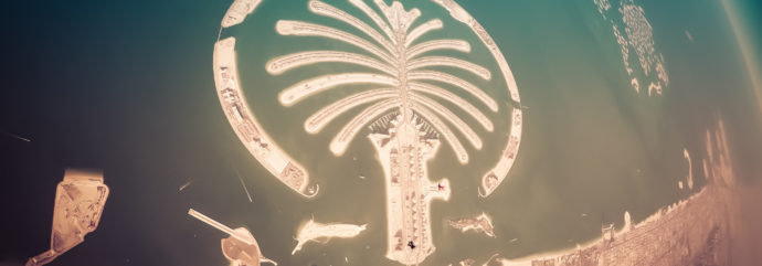 Artificial Islands Allow Middle Eastern Countries to Expand