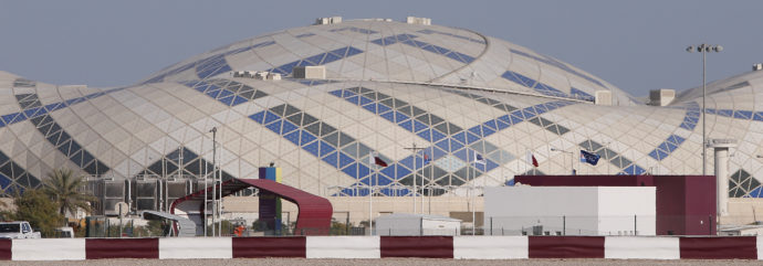 Behind the Scenes of Lusail: A New City in the Desert