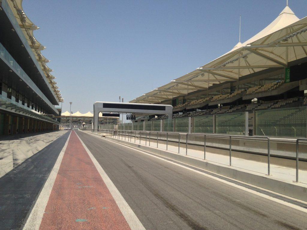 Abu Dhabi Yas Marina Circuit