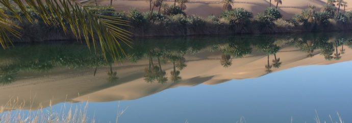 Spotlight on New Methods of Conserving Water in the Middle East