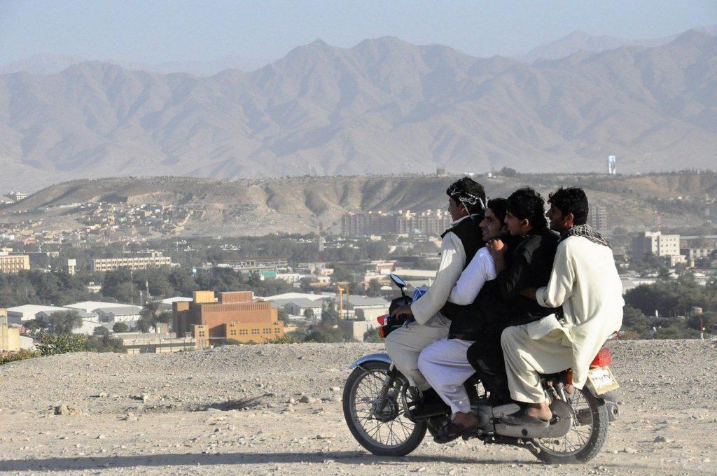 kabul motorcycle