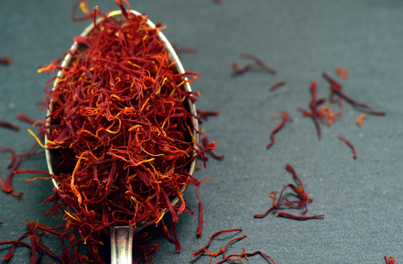 High-Quality Afghan Saffron Is Thriving in a Global Market