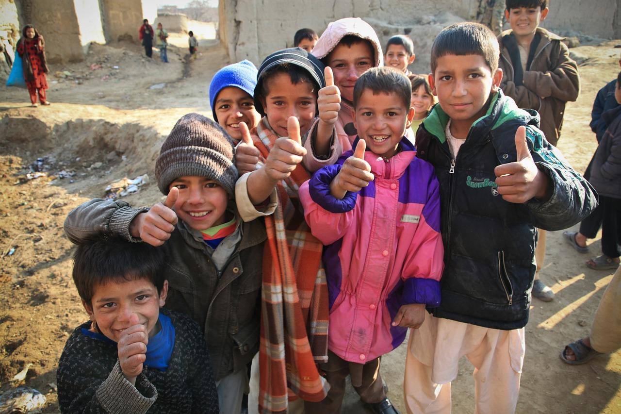 International Organizations Help Afghans Amid the Pandemic